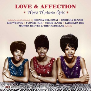 V.A. - Love & Affection : More Motown Girls